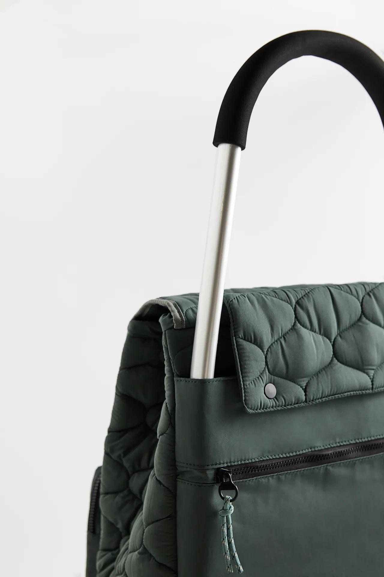 Vuelve el carro de la compra acolchado más icónico de Zara