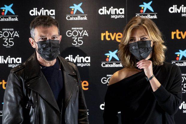 Antonio Banderas y María Casado / Gtres