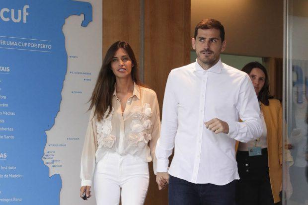 La última vez que les vimos tan unidos ante las cámaras fue cuando Iker Casillas recibió el alta tras sufrir un infarto de miocardio