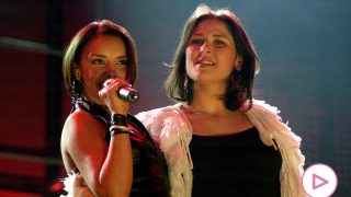 Rosa López y Chenoa/Gtres