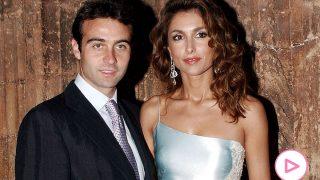 Paloma Cuevas y Enrique Ponce en una imagen de archivo/Gtres