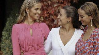 Durante todo este tiempo, su hermana María ha sido su gran apoyo
