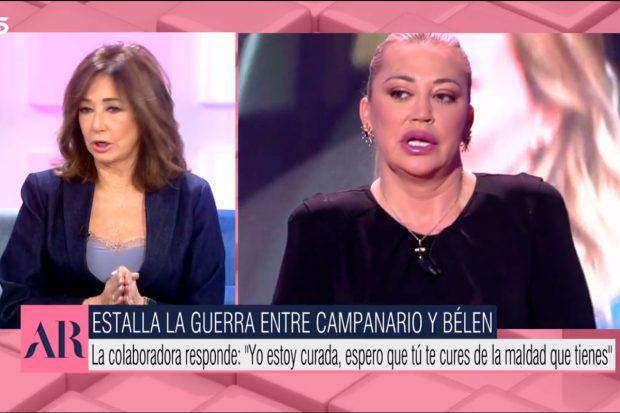 Ana Rosa Quintana, Belén Esteban