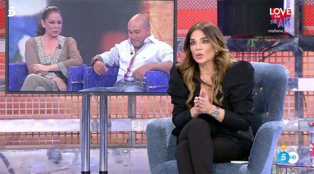 Raquel Bollo, Isabel Pantoja, Kiko Rivera