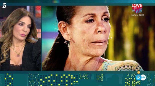 Raquel Bollo, Isabel Pantoja