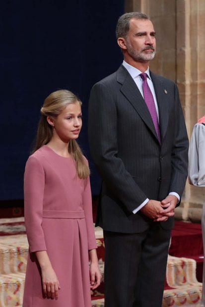 Rey Felipe VI, Princesa Leonor