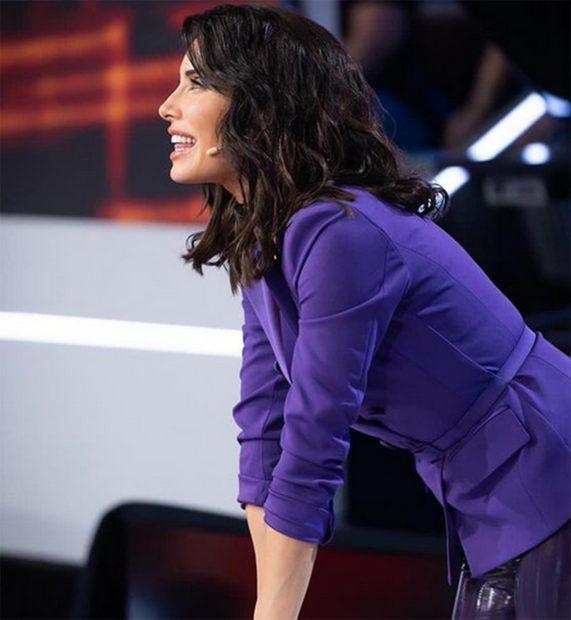 Pilar Rubio en 'El desafío'./Antena 3
