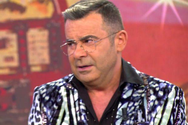 Jorge Javier Vázquez en 'Sábado Deluxe'./Telecinco