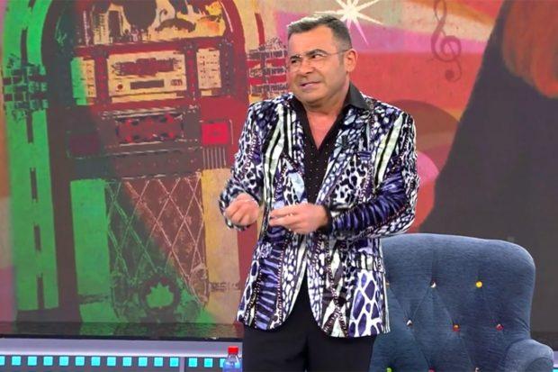 Jorge Javier Vázquez se ha convertido en tronista de 'Mujeres y Hombres y Viceversa'./Telecinco