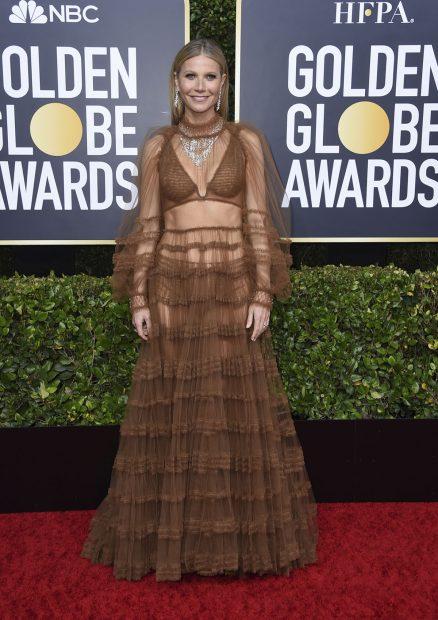 Gwyneth Paltrow en una imagen de archivo./Gtres