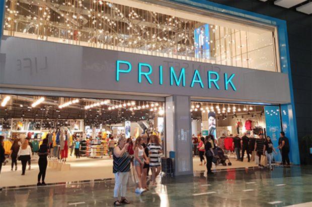 Exterior tienda Primark./Primark