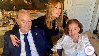 Ana Obregón ha recordado a su hijo en la última celebración familiar / Instagram