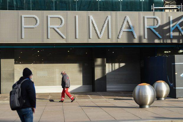Tienda Primark./Gtres