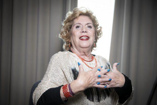 María Jiménez en una imagen de archivo./Gtres
