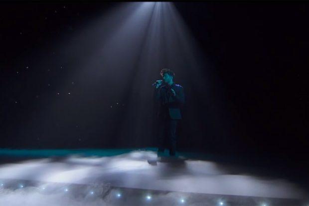 Blas Cantó representará a España en Eurovisión 2021./RTVE