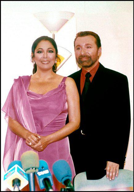 José Manuel Parada e Isabel Pantoja / Gtres