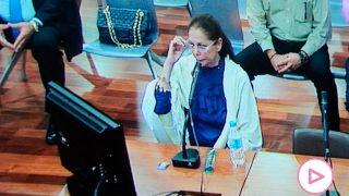 Isabel Pantoja, declarando ante el juez / Gtres