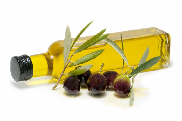 Aceite de oliva virgen extra./Gtres