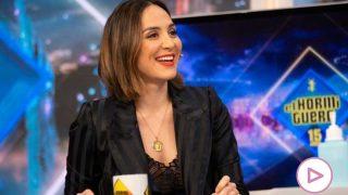 Tamara Falcó durante su intervención / Atresmedia