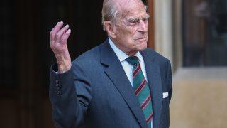 Felipe de Edimburgo ha fallecido este viernes 9 de abril / Gtres