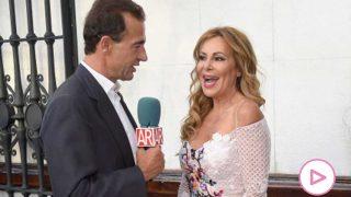 Alessandro Lequio ha recordado un divertido momento junto a Ana Obregón / Gtres
