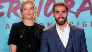 Dani Carvajal y su mujer, Daphne Cañizares / Gtres
