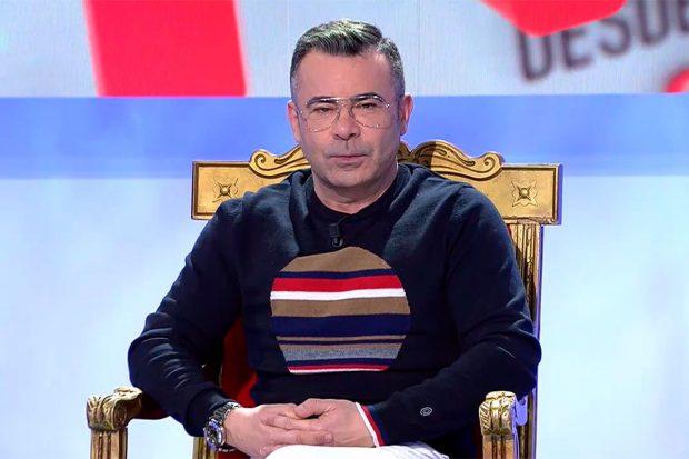 Jorge Javier Vázquez, sentado en su trono / MYHYV