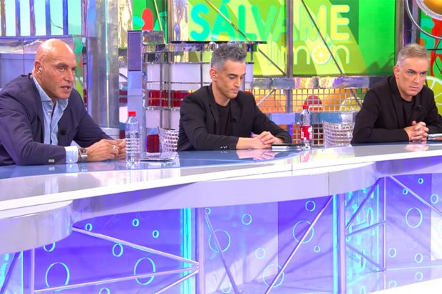 Kiko Matamoros, afectado por las últimas declaraciones de su hija Anita./Telecinco
