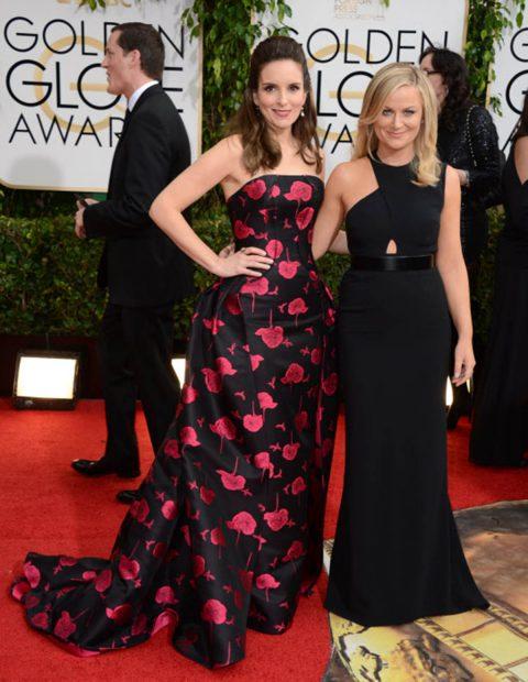 Tina Fey y Amy Poehler en una imagen de archivo./Gtres