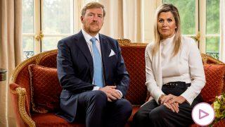 Los reyes Máxima y Guillermo en una imagen reciente / Gtres