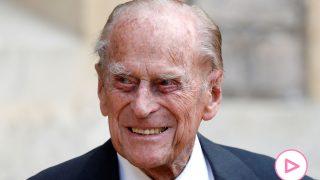 El Duque de Edimburgo trasladado de hospital/Gtres