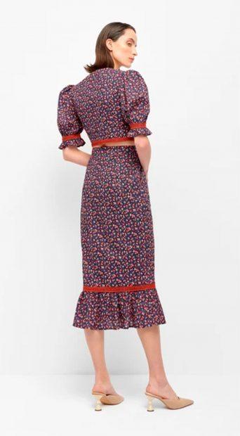 Vestido 'Arveja' de la nueva colección de ropa de 'TFP'
