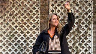 El colorido chaleco de punto de Zara con el que Amelia Bono marca estilo