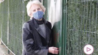 Claire Liebaert por las calles de Vitoria / Gtres