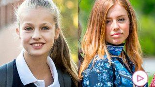 Leonor y Alexia de Holanda irán al colegio juntas en Gales / Gtres