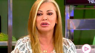 Belén Esteban habla sobre la separación de Bustamante y Paula Echevarría/Telecinco