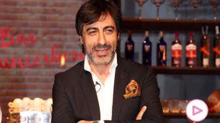 Juan del Val zanja la polémica tras el perdón de Ágatha Ruiz de la Prada/Gtres