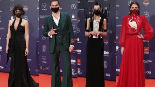 Los Premios Feroz han estado cargados de grandes looks / Gtres