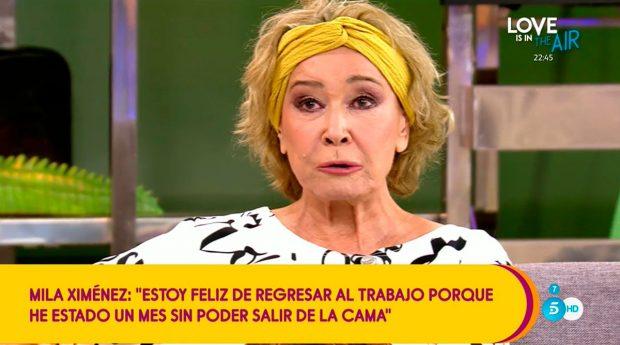 Mila Ximénez / Mediaset