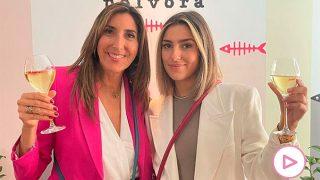 Paz Padilla y Anna Ferrer brindan por su nueva colección / Instagram