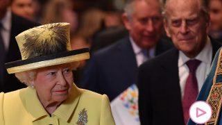 La reina Isabel en la celebración del Día de la Commonwealth / Gtres