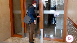 Iñaki Urdangarin entra al bufete de abogados donde va a trabajar a partir de ahora / Gtres