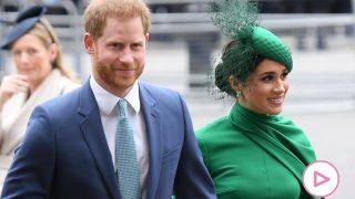 Los duques de Sussex en el Día de la Commonwealth / Gtres
