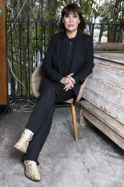 Mabel Lozano está nominada en la sección de Mejor Documental en los premios Goya 2021./Gtres