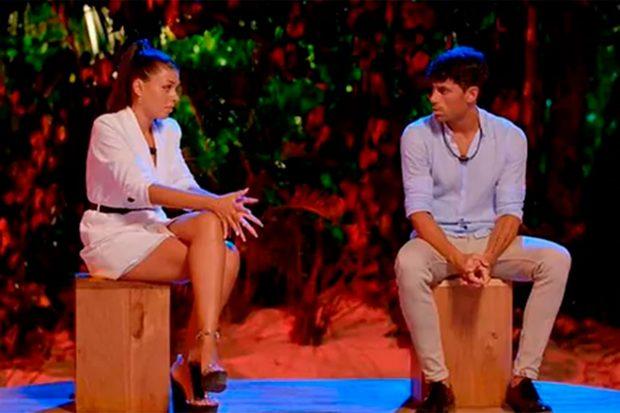 Lola y Diego, La Isla de las Tentaciones