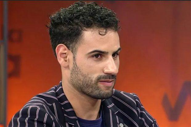 Asraf Beno en 'Viva la vida'./Telecinco