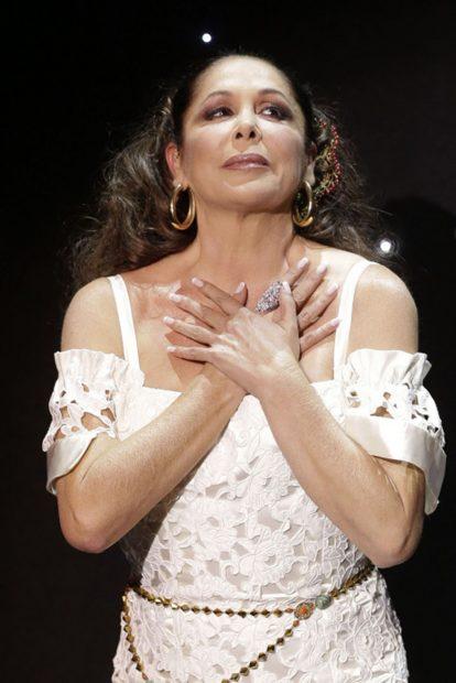 Isabel Pantoja en una imagen de archivo./Gtres