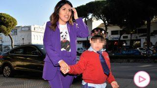 Isa Pantoja ha celebrado el cumpleaños de su hijo por todo lo alto / Gtres