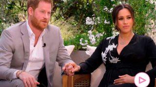 La millonaria cifra que se han embolsado los duques de Sussex por su entrevista con Oprah/CBS