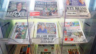 La prensa británica ha reaccionado a la entrevista de Meghan y Harry / Gtres